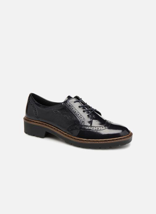 Chaussures à lacets Ara Richmont 16502 Bleu vue détail/paire
