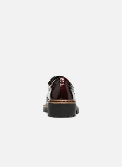 Chaussures à lacets Ara Richmont 16502 Bordeaux vue droite