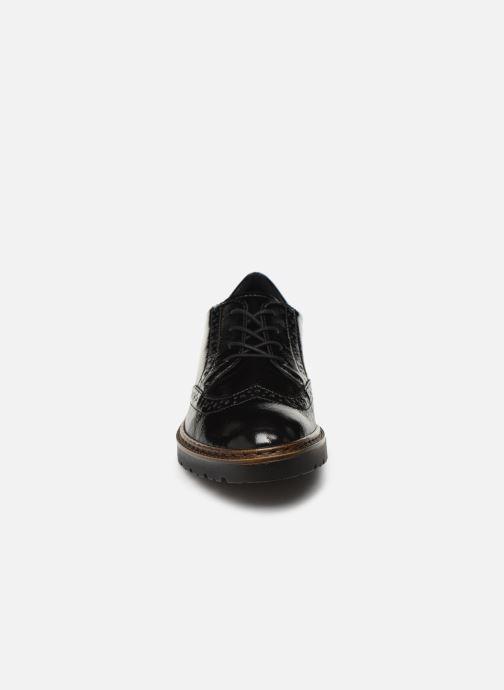 Zapatos con cordones Ara Richmont 16502 Negro vista del modelo