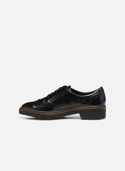Chaussures à lacets Ara Richmont 16502 Noir vue face
