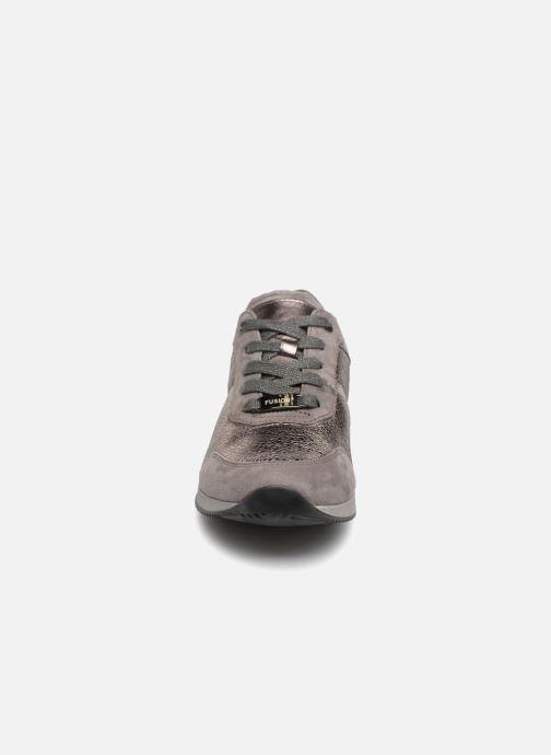 Baskets Ara Fusion 44050 Gris vue portées chaussures