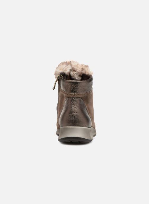 Bottines et boots Ara Osaka  44515 Marron vue droite