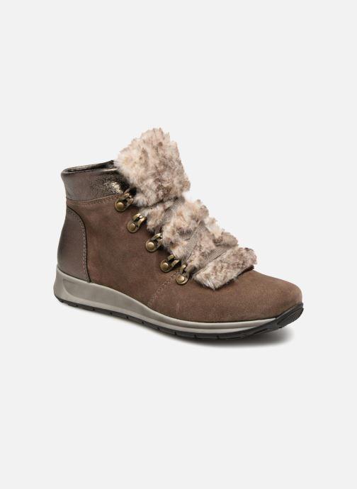 Bottines et boots Ara Osaka  44515 Marron vue détail/paire