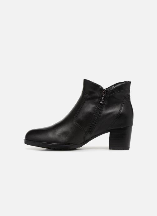 Bottines et boots Ara Florenz 16934 Noir vue face