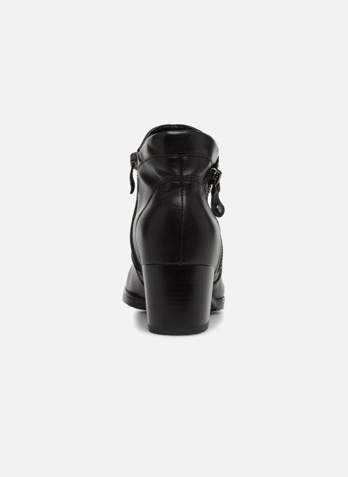 Bottines et boots Ara Florenz 16934 Noir vue droite