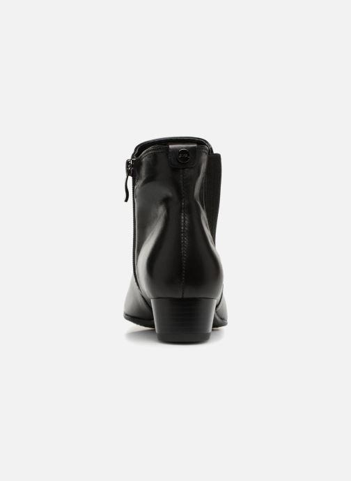 Bottines et boots Ara Milano 46823 Noir vue droite