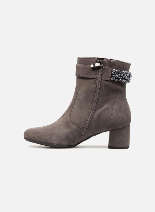 Bottines et boots Ara Chelsea 43521 Gris vue face