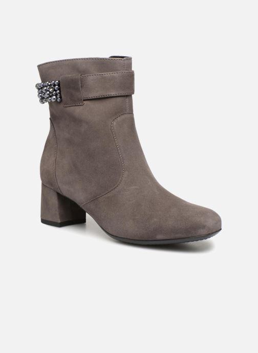 Bottines et boots Ara Chelsea 43521 Gris vue détail/paire