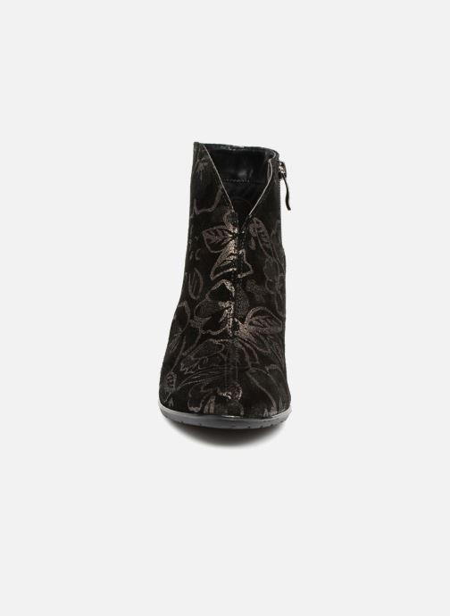 Stiefeletten & Boots Ara Toulouse ST 43408 schwarz schuhe getragen