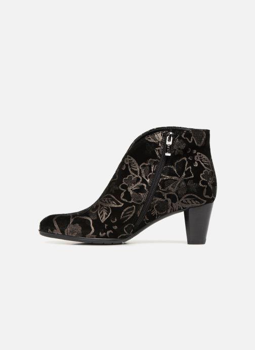Bottines et boots Ara Toulouse ST 43408 Noir vue face