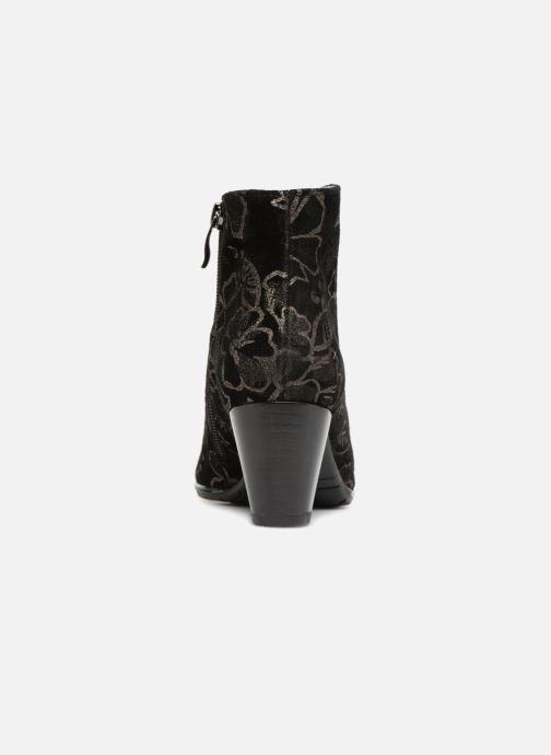 Bottines et boots Ara Toulouse ST 43408 Noir vue droite