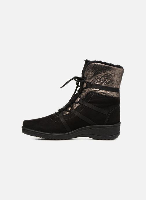 Zapatillas de deporte Ara München 48523 Negro vista de frente