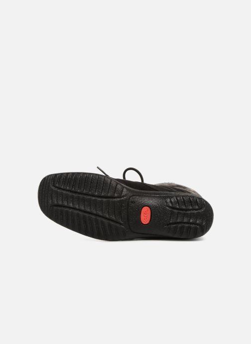 Chaussures de sport Ara München 48523 Noir vue haut