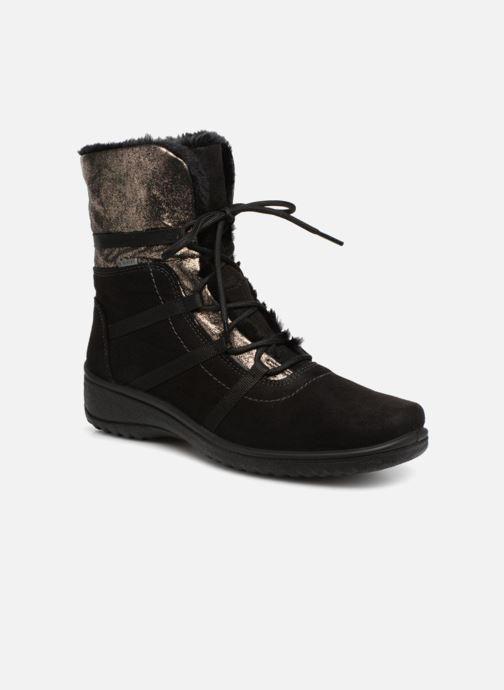 Zapatillas de deporte Ara München 48523 Negro vista de detalle / par