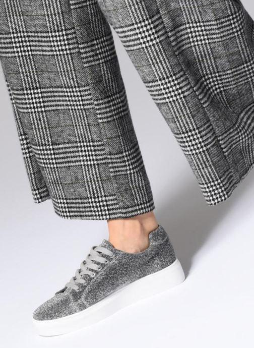 Sneakers Pieces SNEAKER Zilver onder