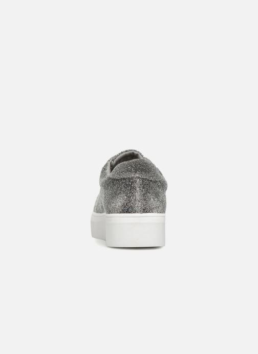 Sneakers Pieces SNEAKER Zilver rechts