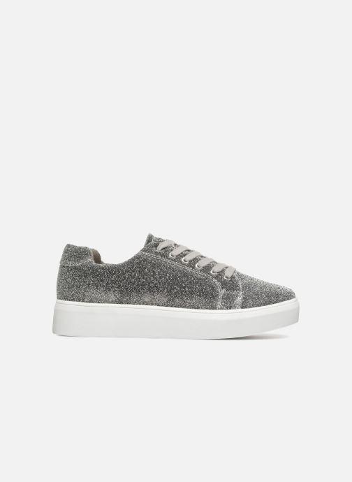 Sneakers Pieces SNEAKER Zilver achterkant