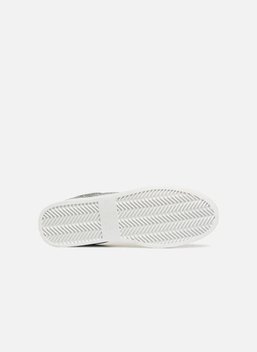 Sneakers Pieces SNEAKER Zilver boven