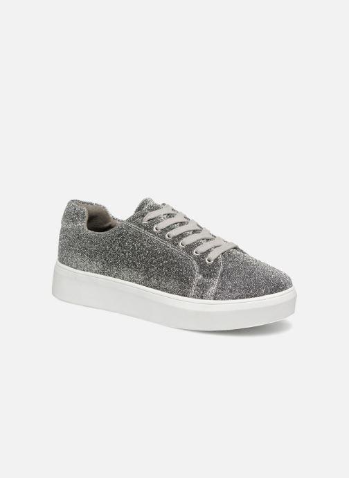Sneakers Pieces SNEAKER Zilver detail