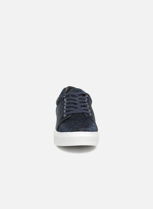 Baskets Pieces SNEAKER Bleu vue portées chaussures