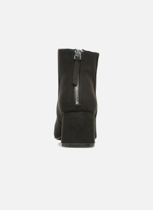 Bottines et boots Pieces PSDAJA BOOT Noir vue droite