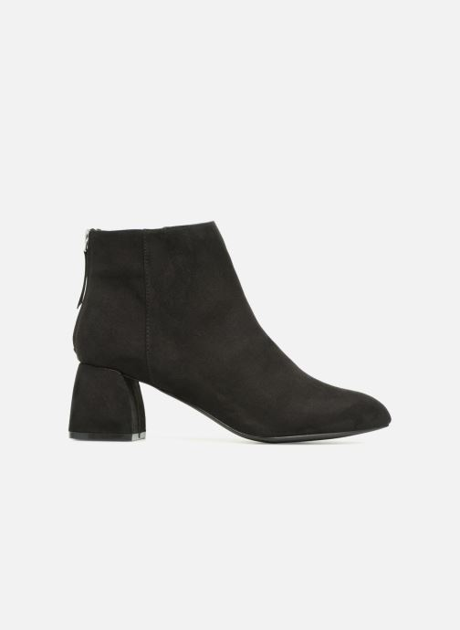 Bottines et boots Pieces PSDAJA BOOT Noir vue derrière