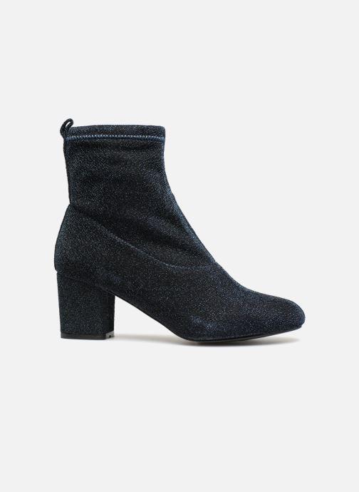 Bottines et boots Pieces PSDONNA GLITTER Bleu vue derrière