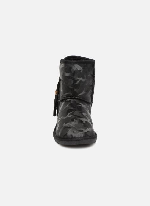 Botines  Pieces PSDIA WINTER BOOT Negro vista del modelo