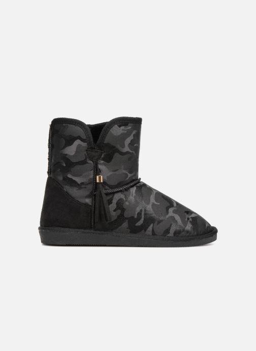 Bottines et boots Pieces PSDIA WINTER BOOT Noir vue derrière