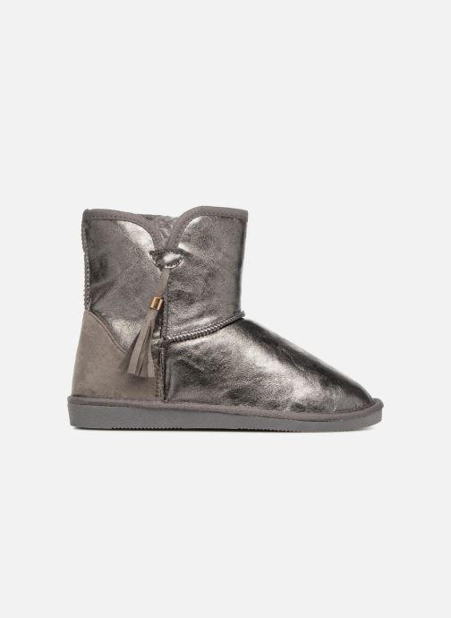 Stiefeletten & Boots Pieces PSDIA WINTER BOOT silber ansicht von hinten