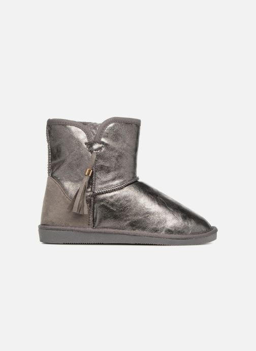 Ankle boots Pieces PSDIA WINTER BOOT Silver back view