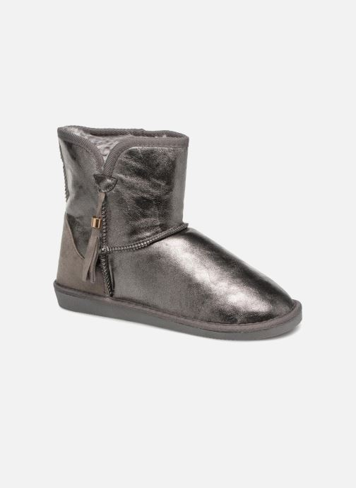 Ankle boots Pieces PSDIA WINTER BOOT Silver detailed view/ Pair view