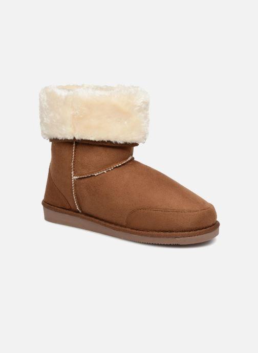 Stiefeletten & Boots Pieces PSDEVAN WINTER BOOT braun detaillierte ansicht/modell
