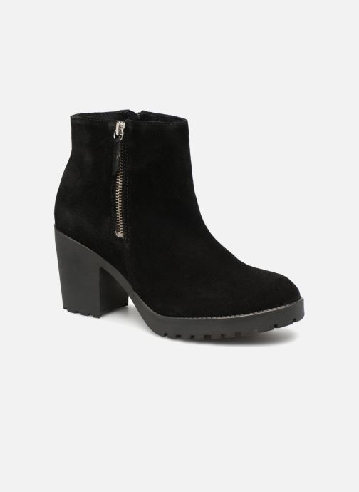 Botines  Mujer PSDEVRA SUEDE BOOT