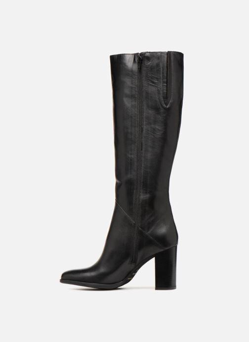Boots & wellies COSMOPARIS BIMMI Black front view