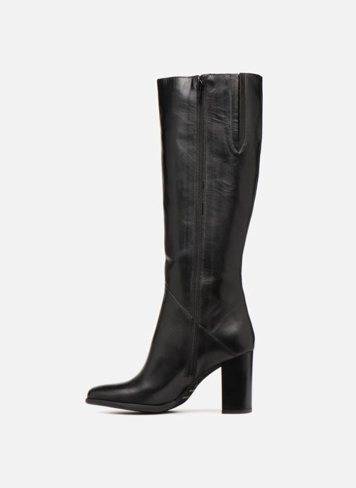 Boots & wellies COSMOPARIS BIMMI Black front view