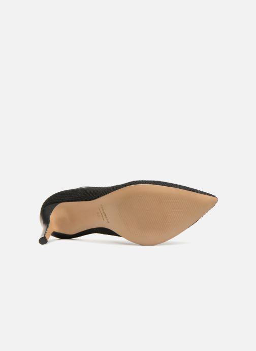 Bottines et boots COSMOPARIS JOULE Noir vue haut