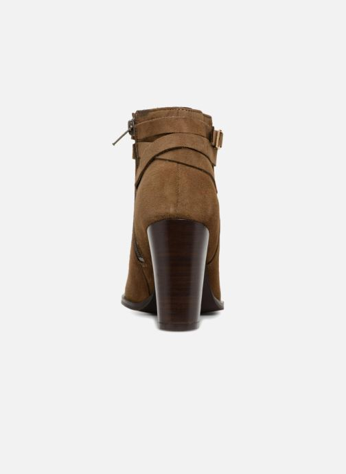 Bottines et boots COSMOPARIS VOUDI/VEL Vert vue droite