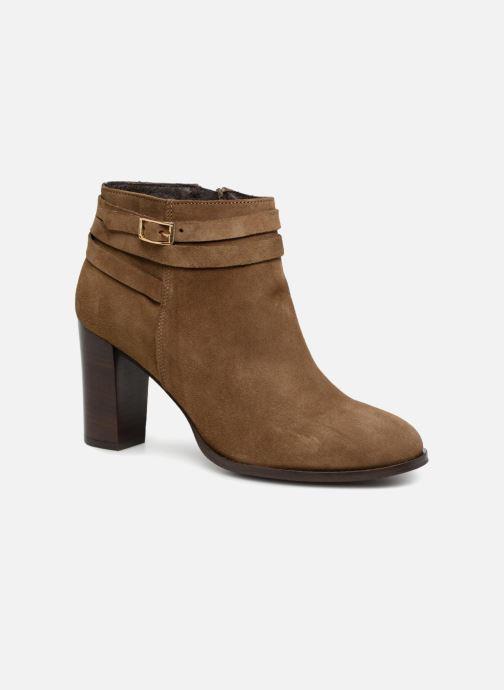Bottines et boots COSMOPARIS VOUDI/VEL Vert vue détail/paire