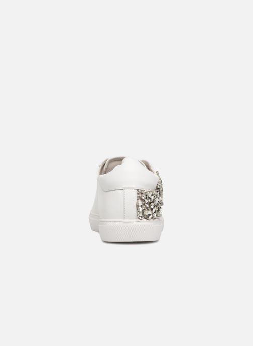Baskets COSMOPARIS HEYA Blanc vue droite