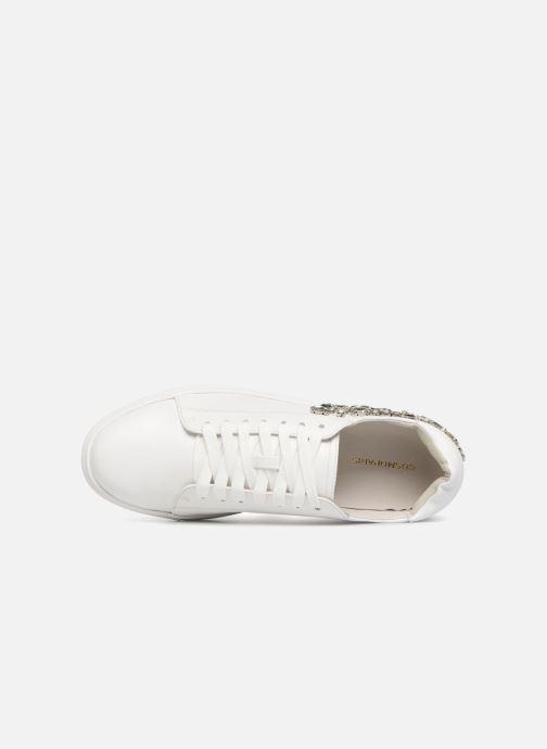 Baskets COSMOPARIS HEYA Blanc vue gauche