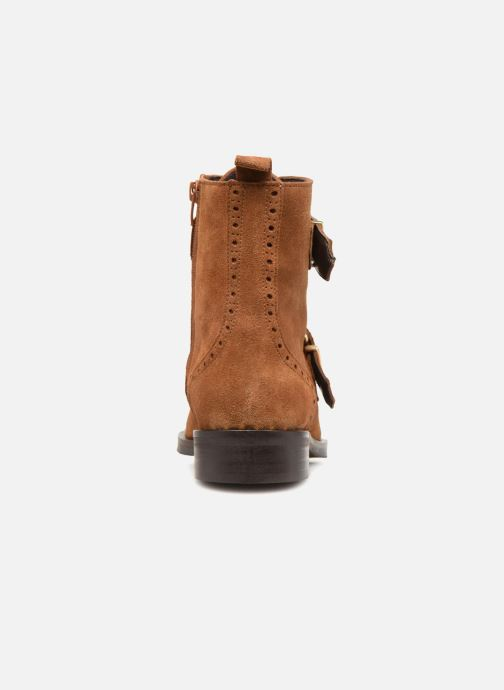 Bottines et boots COSMOPARIS VAHIA/VEL Marron vue droite