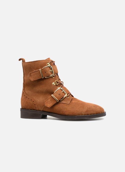 Bottines et boots COSMOPARIS VAHIA/VEL Marron vue derrière