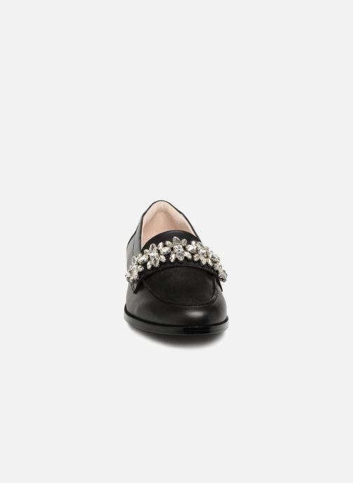 Mocassins COSMOPARIS HILI OL Noir vue portées chaussures