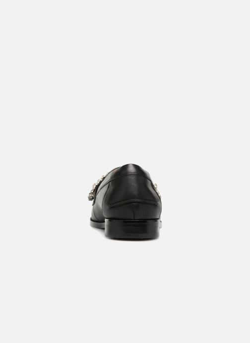 Loafers COSMOPARIS HILI OL Black view from the right