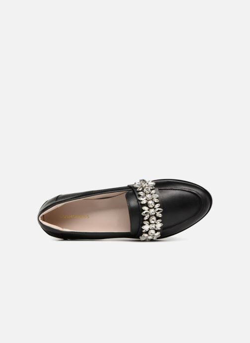 Loafers COSMOPARIS HILI OL Black view from the left