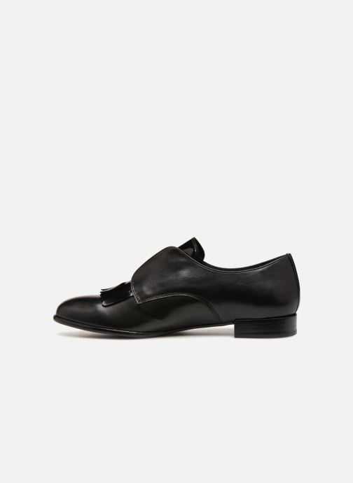 Loafers COSMOPARIS ELIAZ Black front view