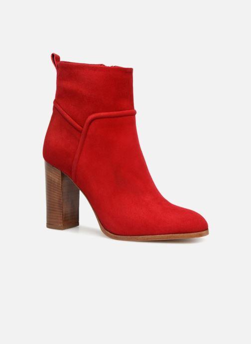 Stiefeletten & Boots COSMOPARIS METI / VEL rot detaillierte ansicht/modell