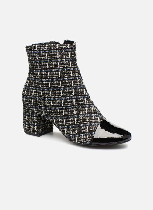 Bottines et boots COSMOPARIS ANI/TWEED Multicolore vue détail/paire