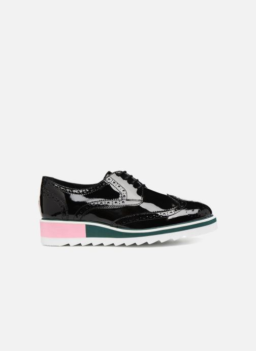 Lace-up shoes COSMOPARIS VALLEA Black back view